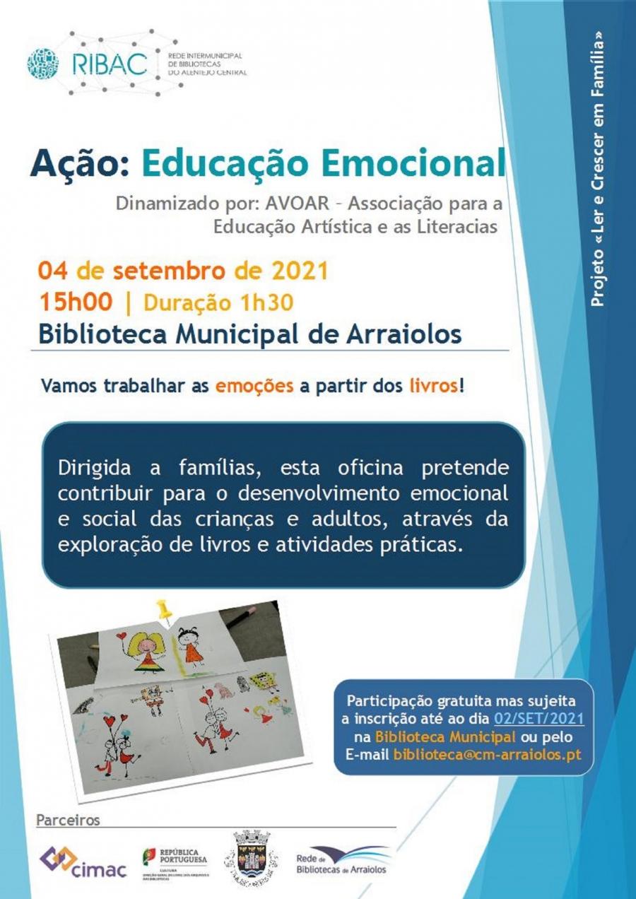 Ação: Educação Emocional