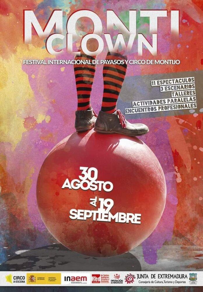 III Festival de Payasos y Circo de Montijo, MontiClown