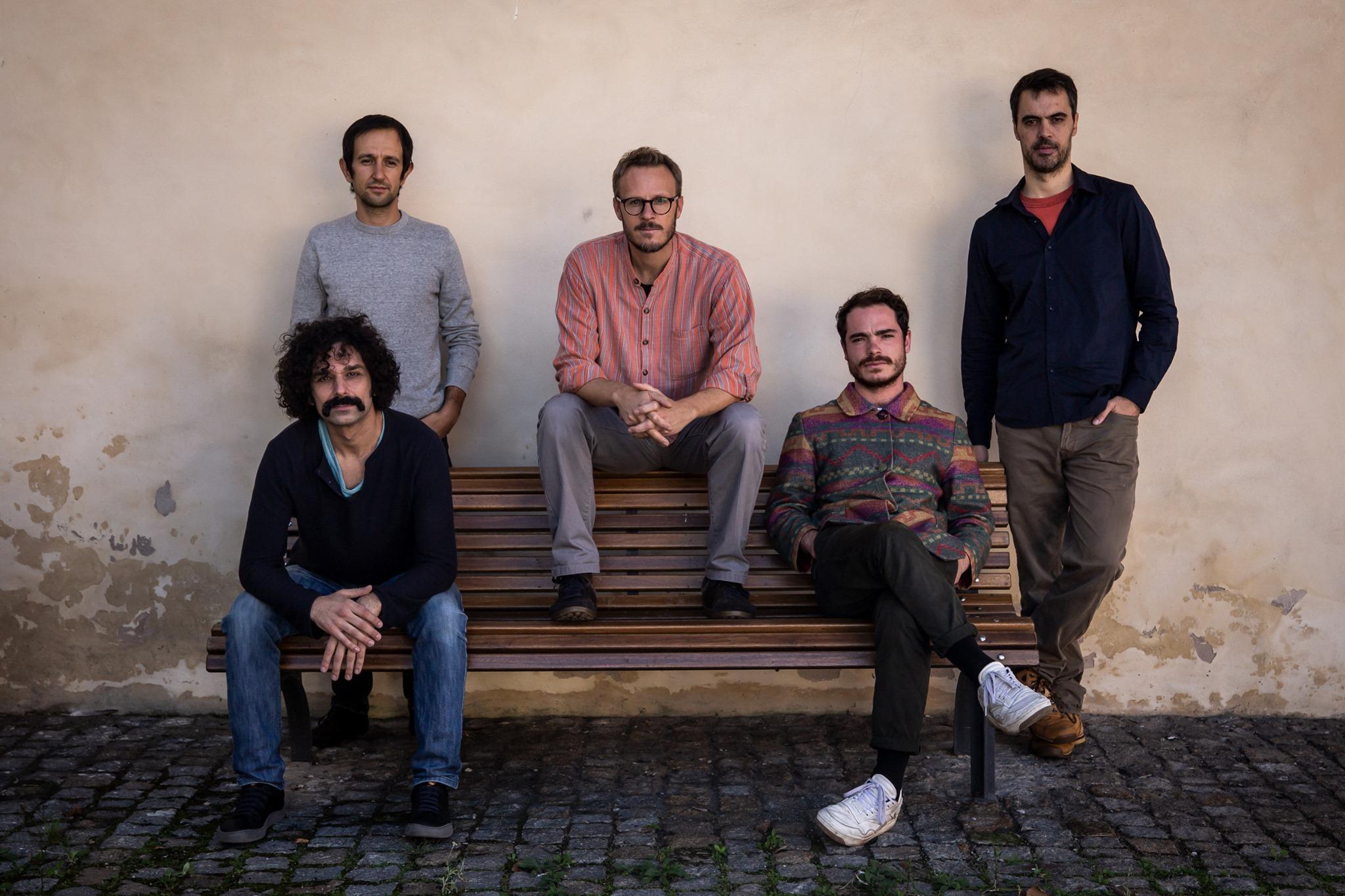Porta-Jazz ao Relento | Demian Cabaud 'Otro Cielo'