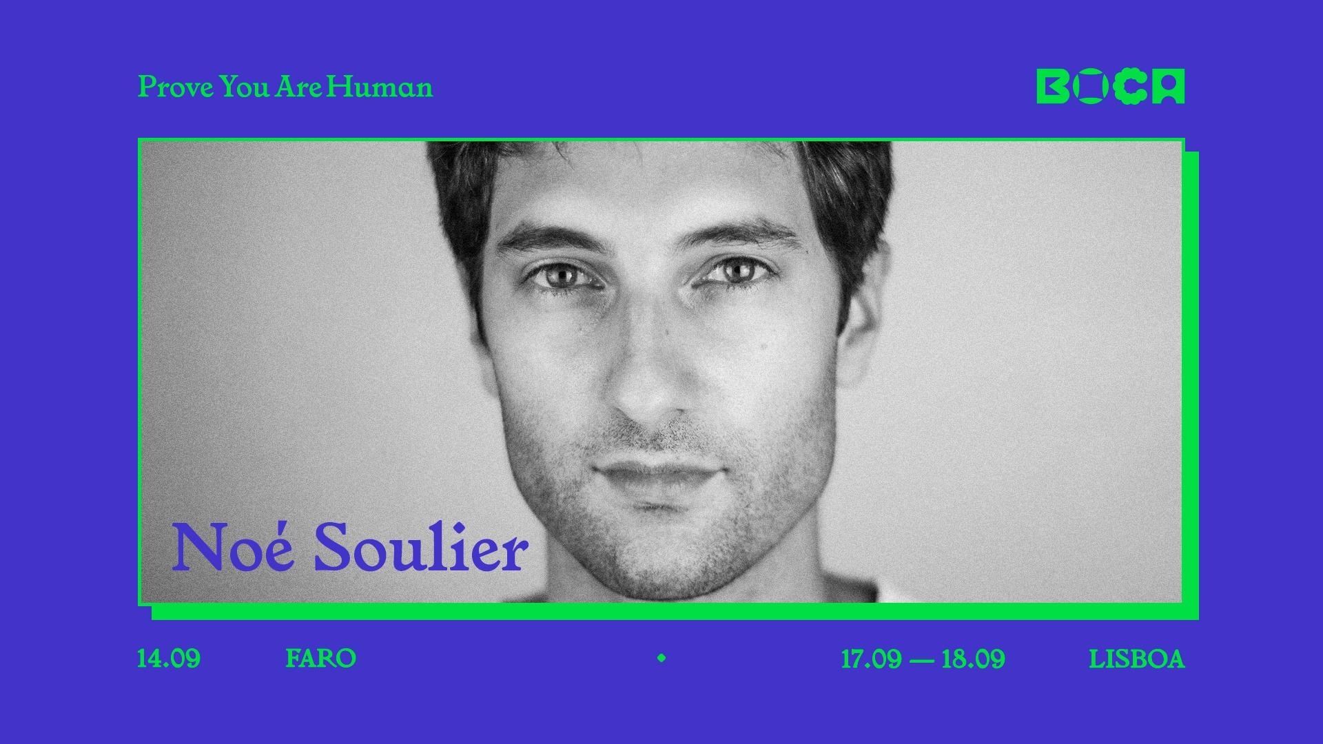 BoCA 2021 | Noé Soulier 'Passages'