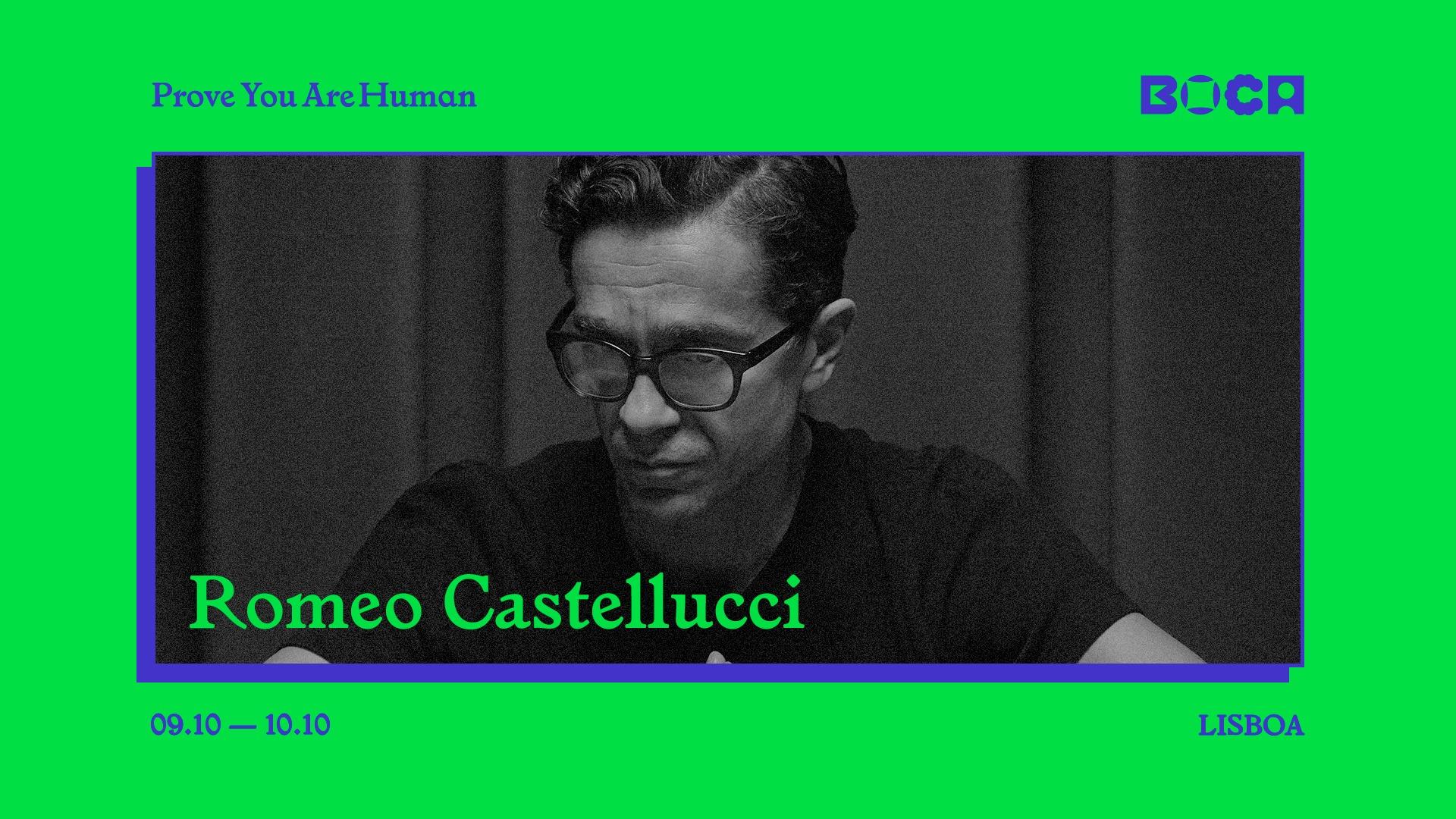 BoCA 2021   Romeo Castellucci 'O Terceiro Reich'