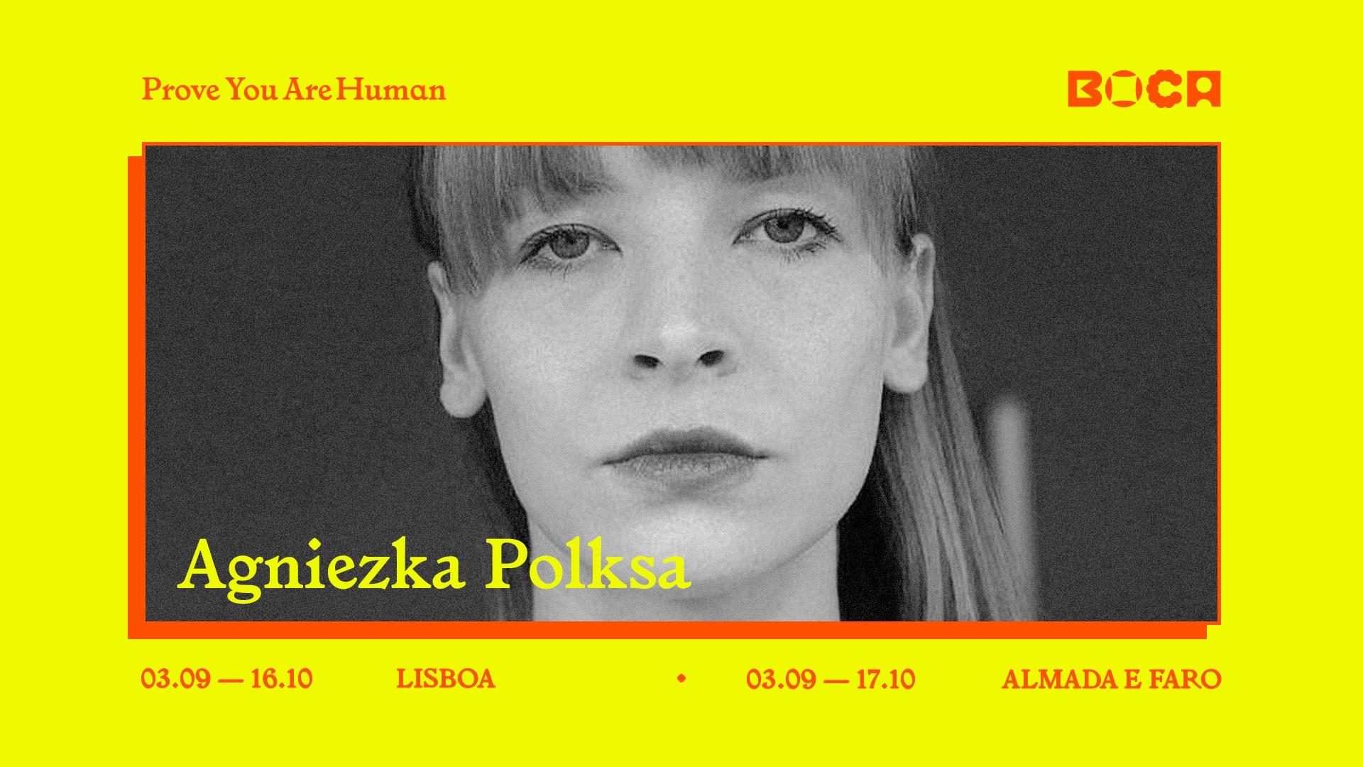 BoCA 2021   Agniezka Polksa 'The New Sun' e 'I Am The Mouth'