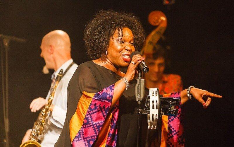 Maia Blues Fest 2021 - Gisele Jackson and The Shu Shu's