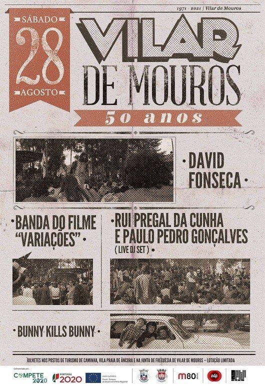 VILAR DE MOUROS CELEBRA 50 ANOS