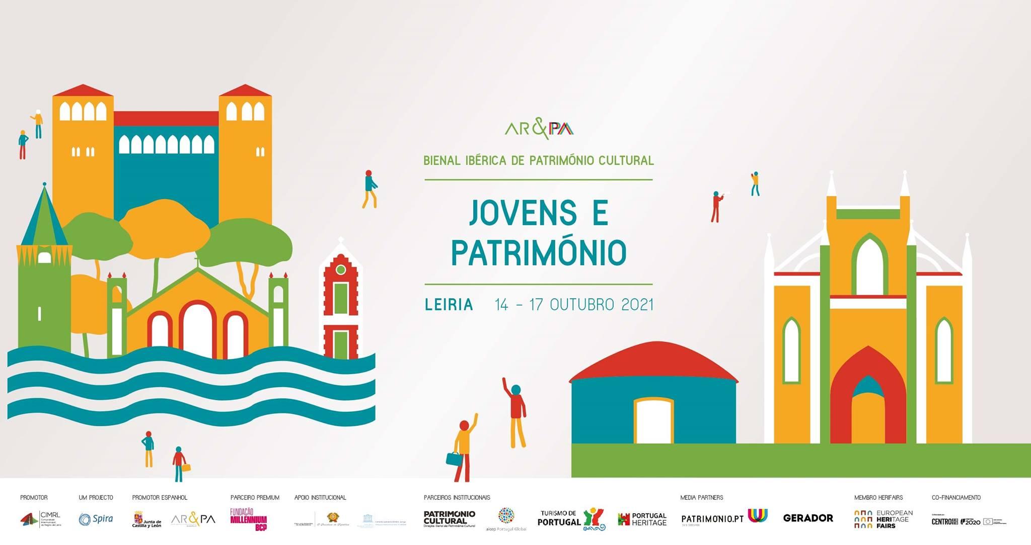 AR&PA Bienal Ibérica de Património Cultural 2021