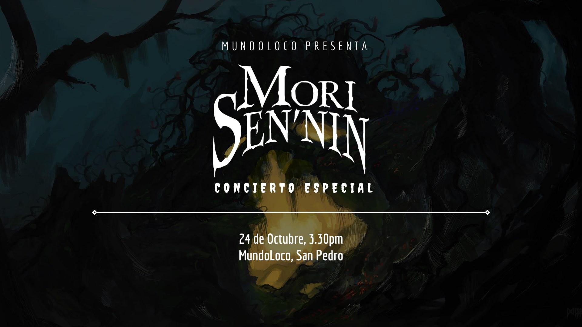 Concierto Especial - Mori Sen'Nin