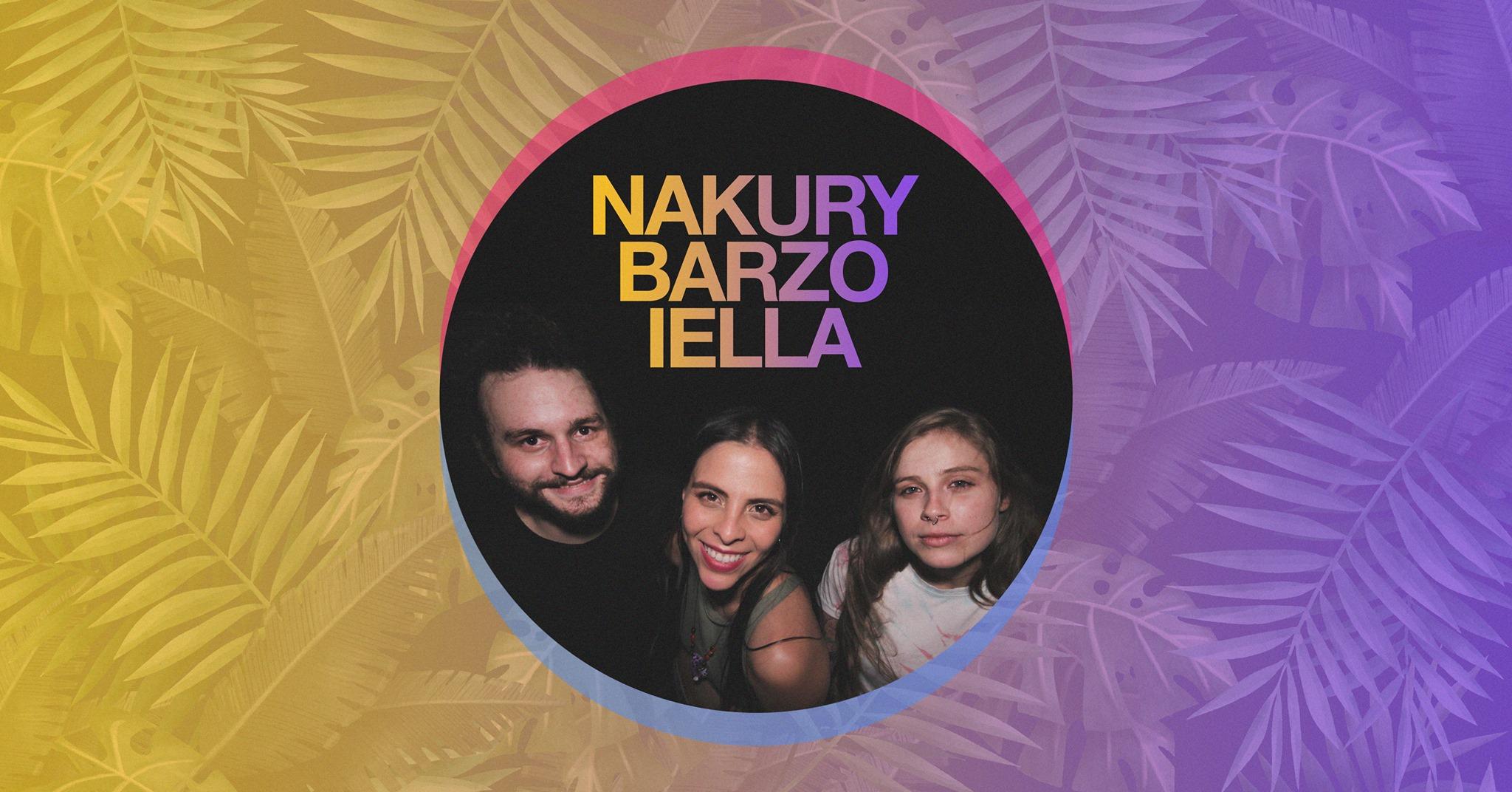 Nakury & Barzo + iella en Utopía