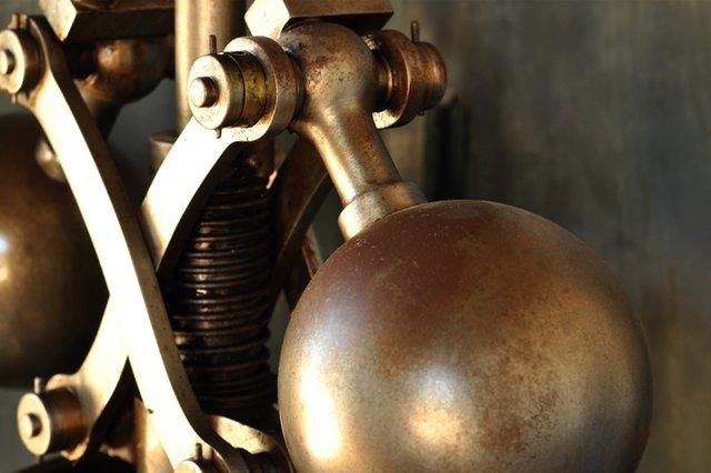 Energia a Vapor da Fábrica de Pólvora de Vale de Milhaços