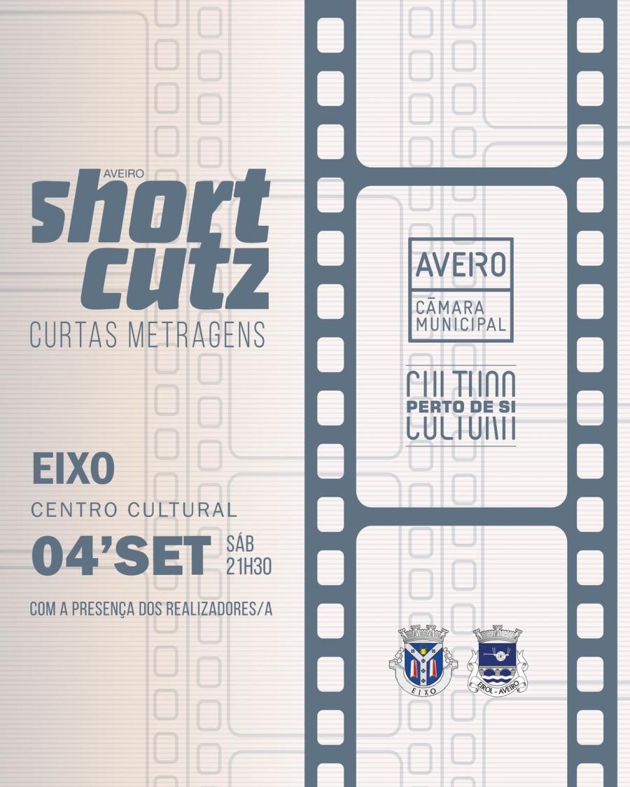 Cultura Perto de Si - Shortcutz - 4 de setembro