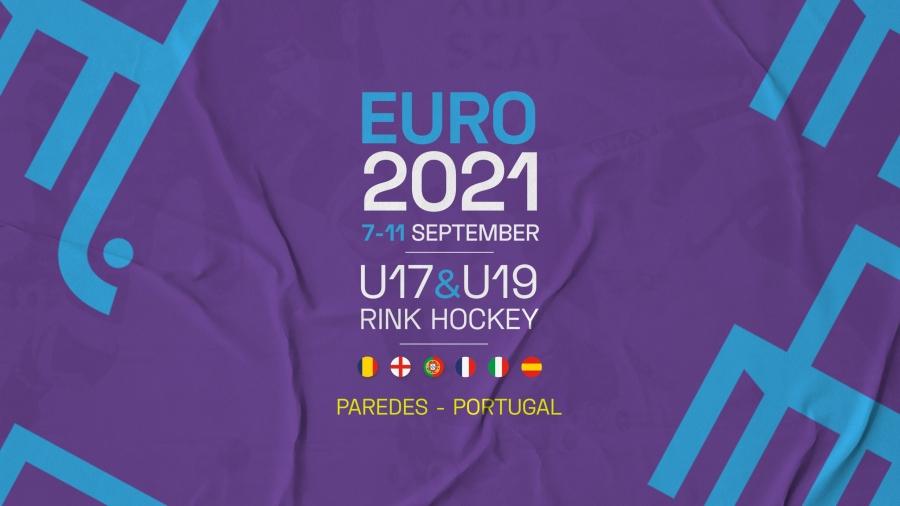Campeonato da Europa de Hóquei em Patins SUB- 17 e SUB-19