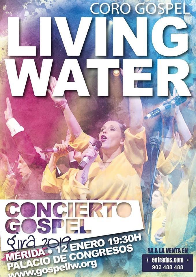 Coro Gospel, Living Water