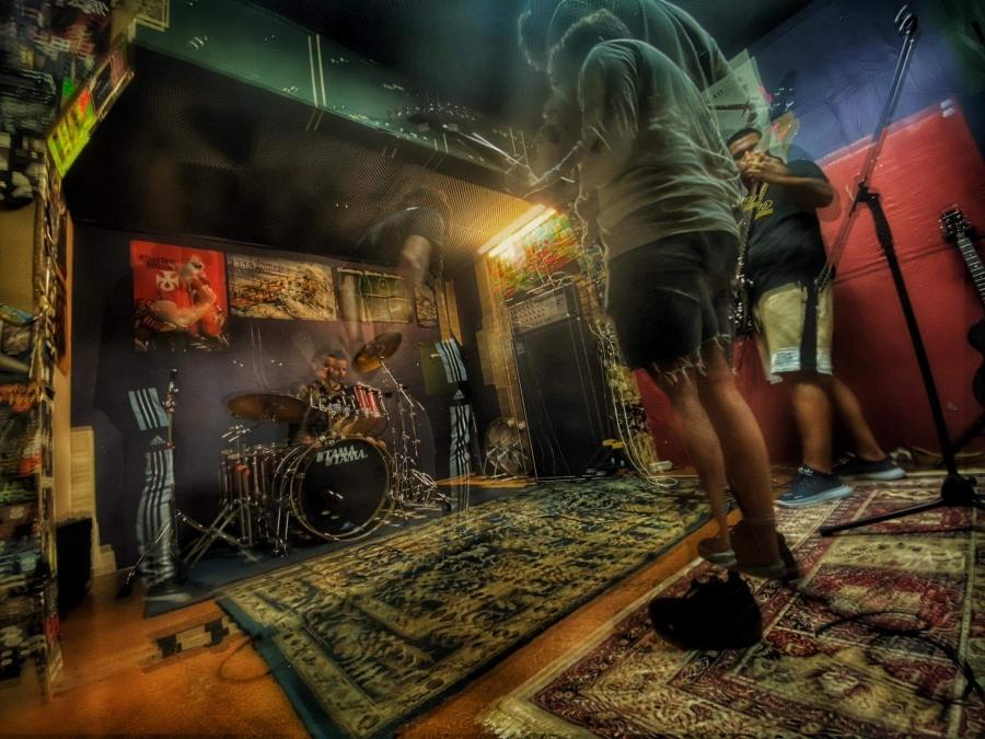 Punk à Mesa //  CVLTO apresenta: Scatterbrainiac