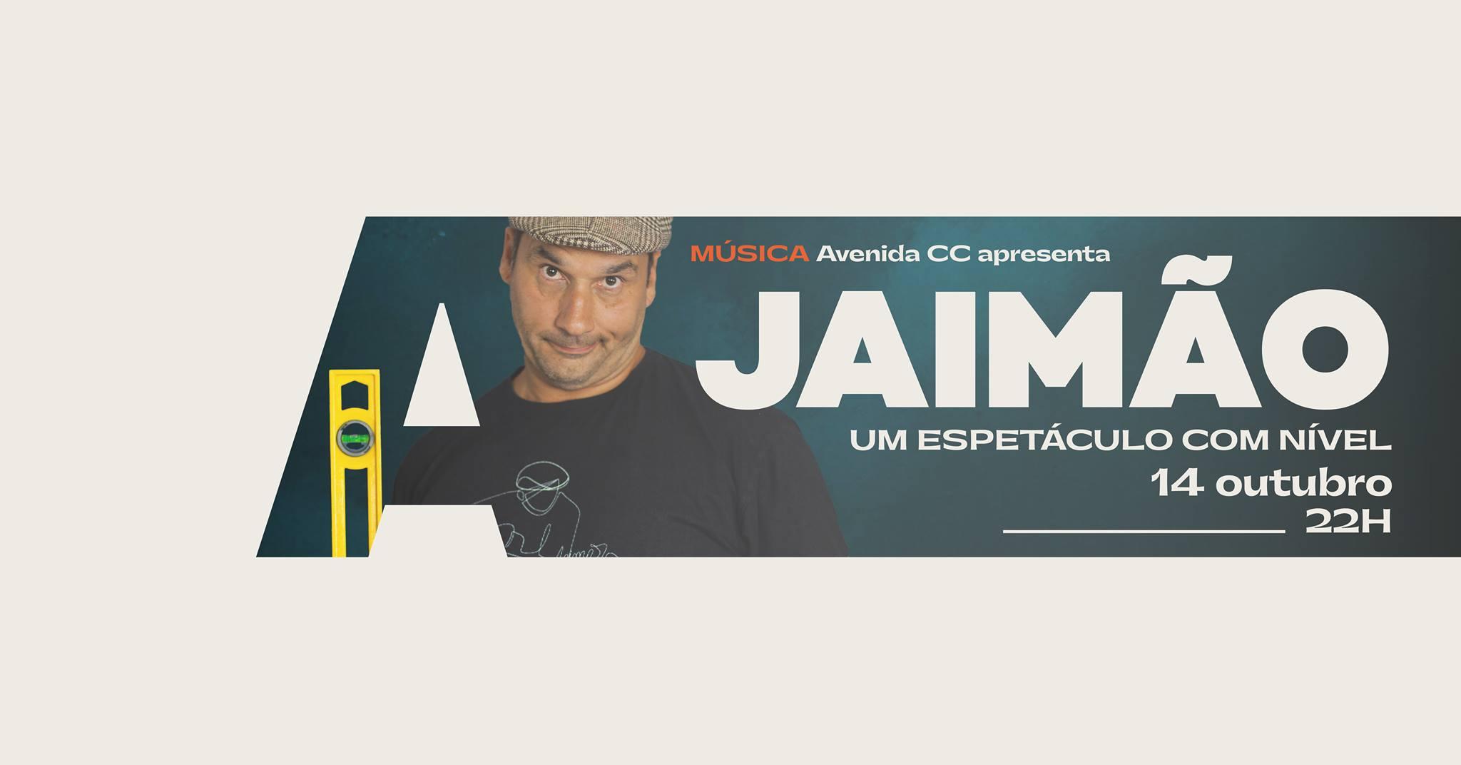 AvenidaCC apresenta Jaimão @Avenida Café-Concerto