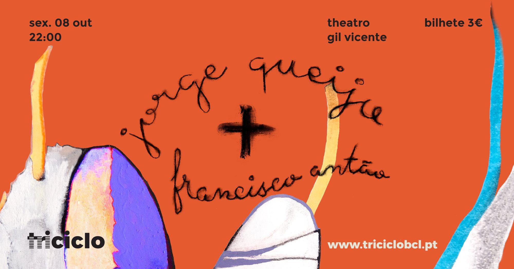 triciclo / jorge queijo + catarina estácio
