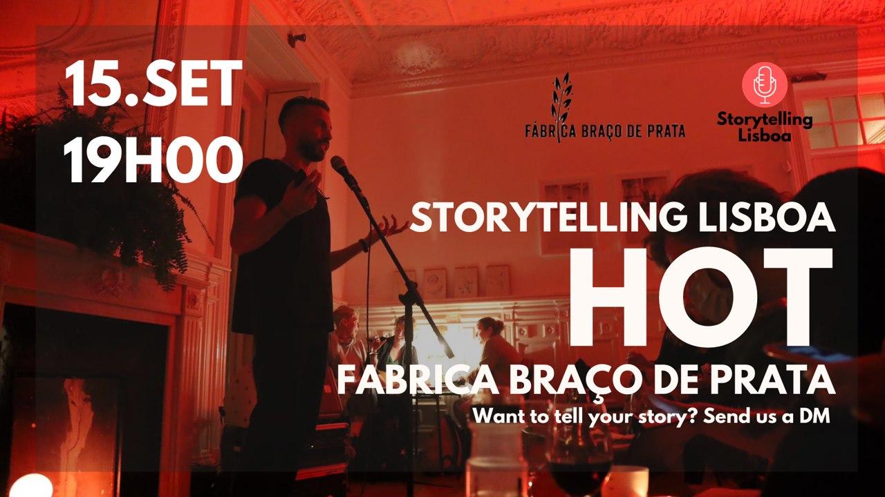 'HOT'—Storytelling Night