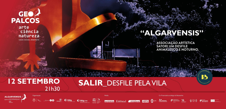 [ADIADO] Algarvensis - Desfile Animalesco e Noturno