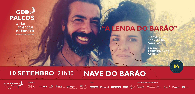 A Lenda do Barão por Sérgio e Vanessa de Almeida