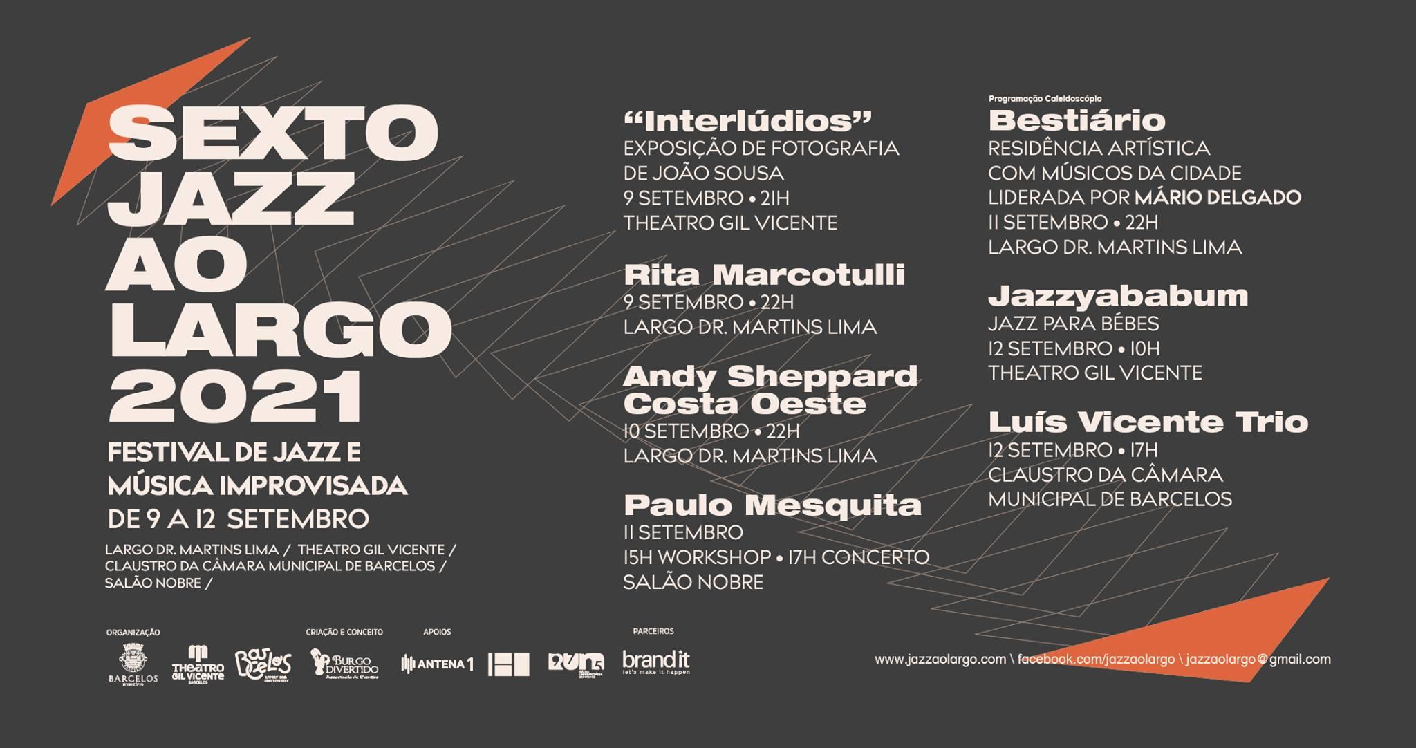 Festival Jazz ao Largo - Barcelos
