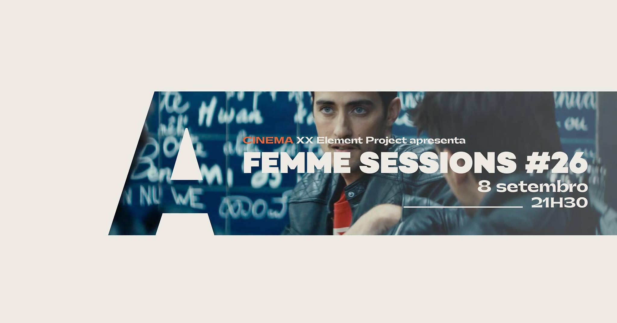 XX Element Project apresenta Femme Sessions #26 @Avenida Café-Concerto