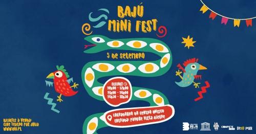 Bajú Mini Fest - Festival infantil