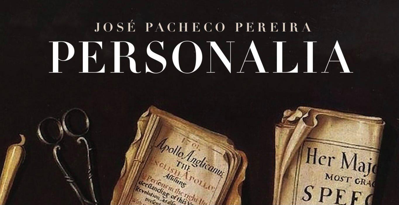 Lançamento  do livro 'PERSONALIA' de Pacheco Pereira