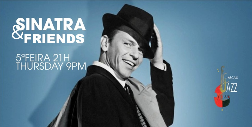 Tributo SINATRA & Friends  Com George Esteves p I v