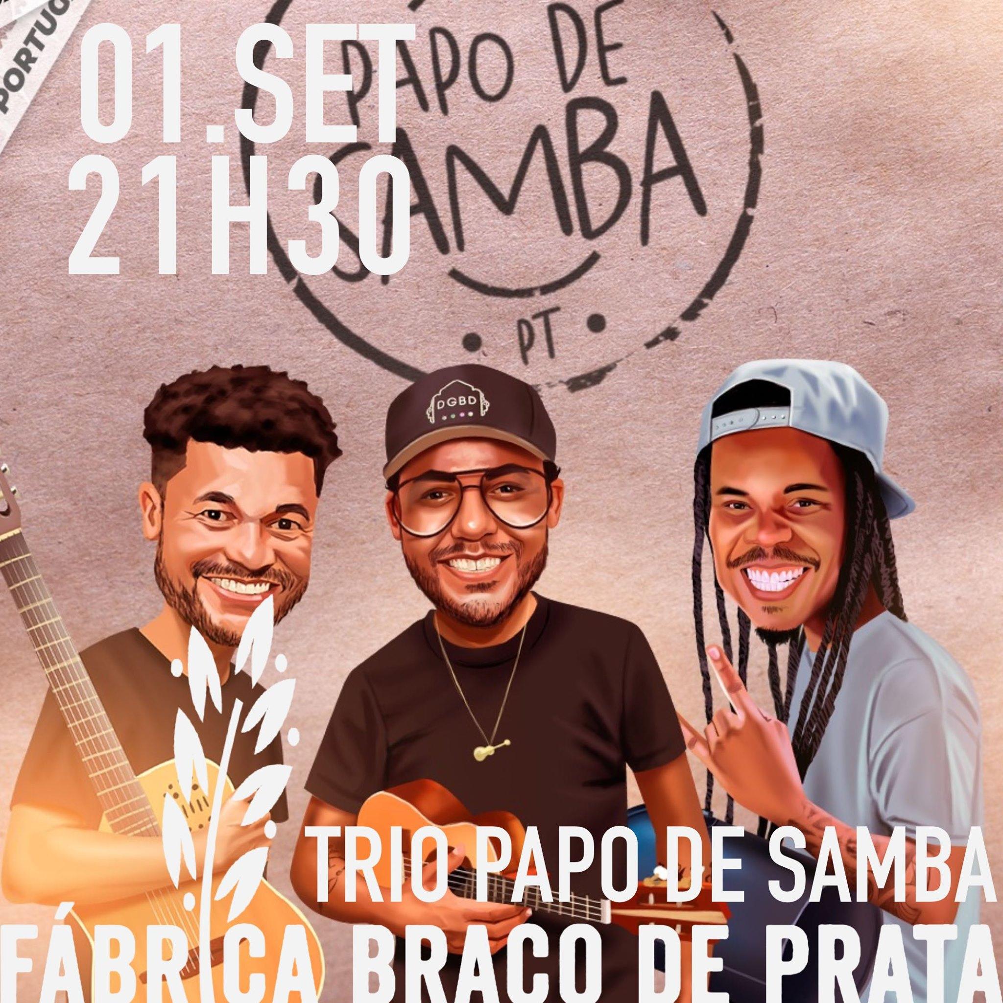 Esplanada | Trio Papo de Samba