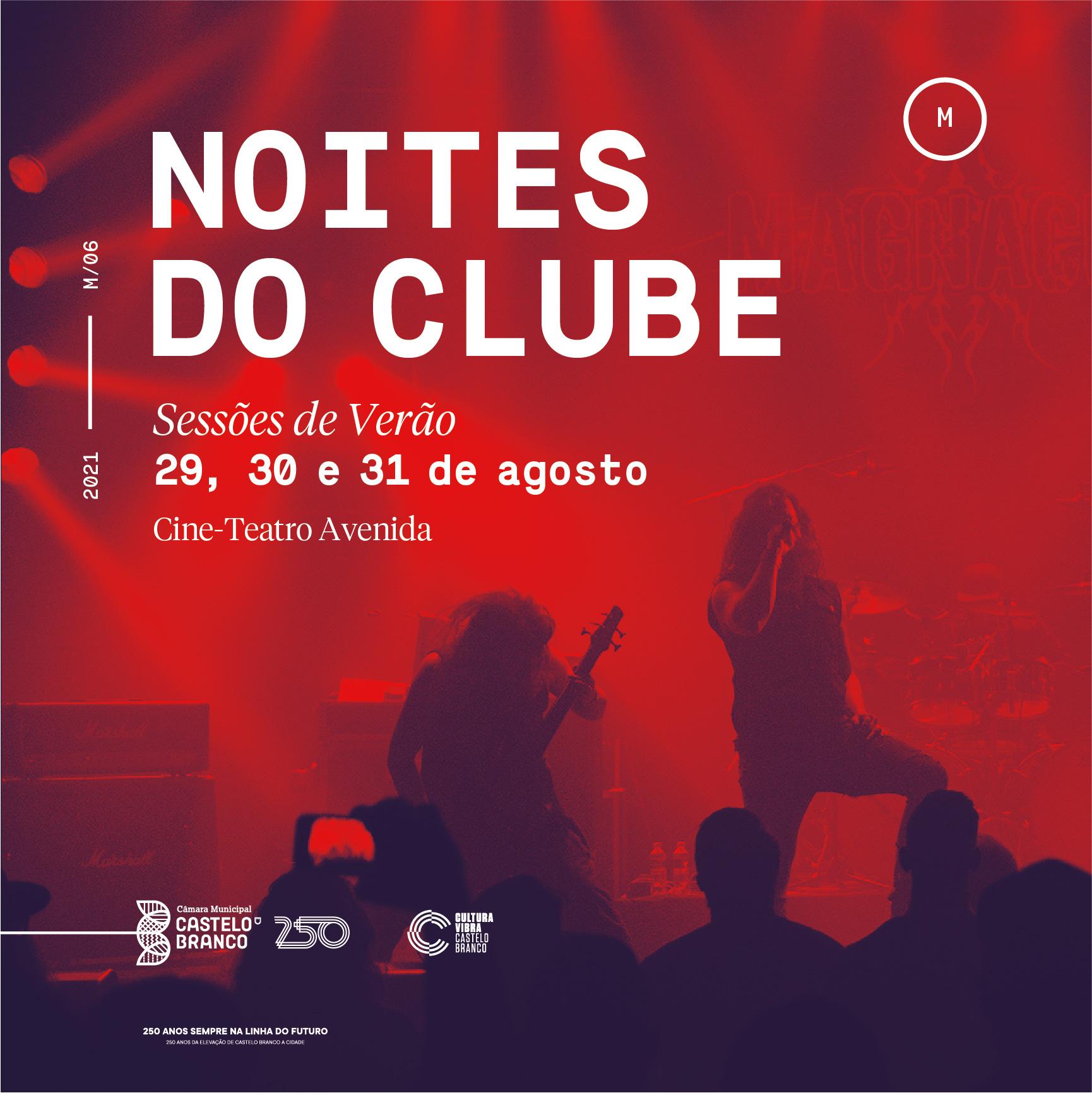 Noites do Clube - Sessões de Verão III
