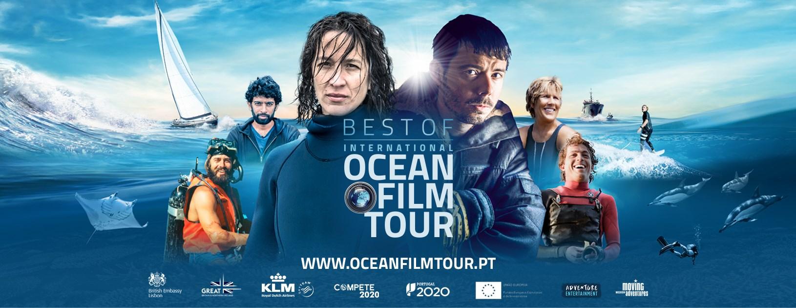 International Ocean Film Tour Best of - Lisboa