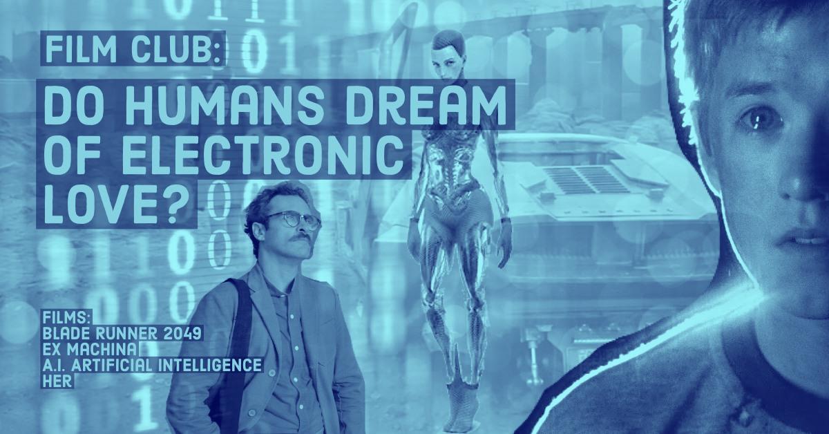 Film Club: A.I. Artificial Intelligence