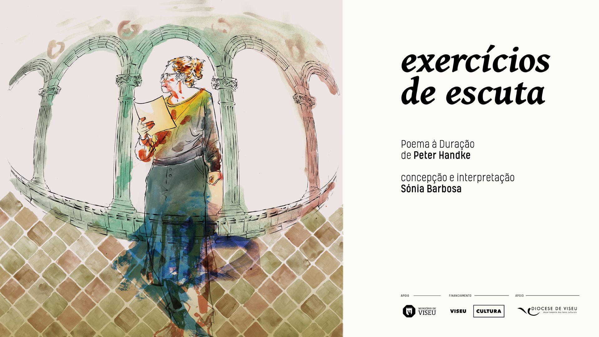 Exercícios de Escuta: 'Poema à Duração'