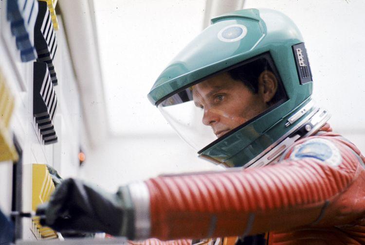 2001: A Space Odyssey, Stanley Kubrick (1968)