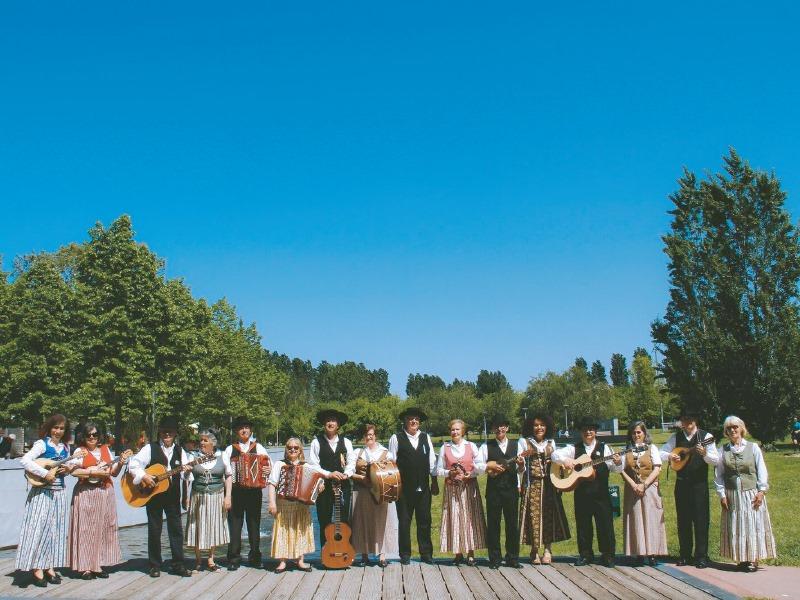 Música: Grupo de Cantares Barquinha Saudosa