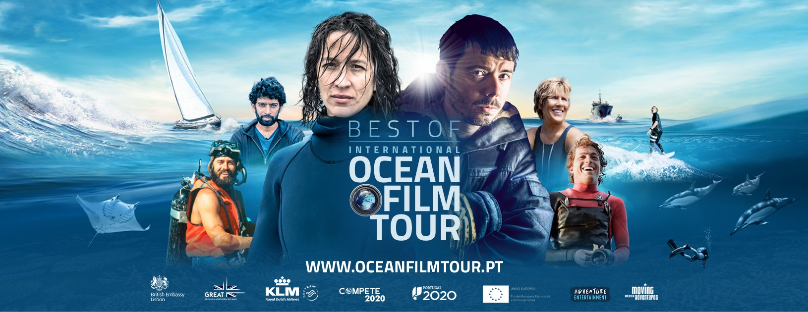 International Ocean Film Tour Best of - Ponta Delgada