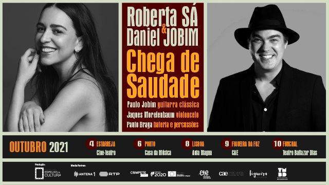 Roberta Sá e Daniel Jobim - Chega de Saudade