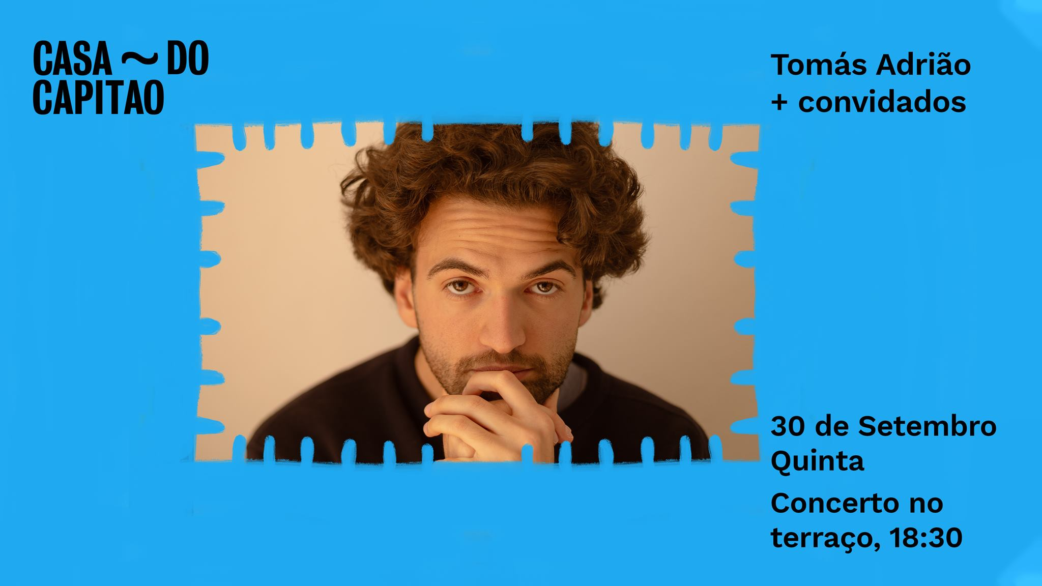 Tomás Adrião + Convidados