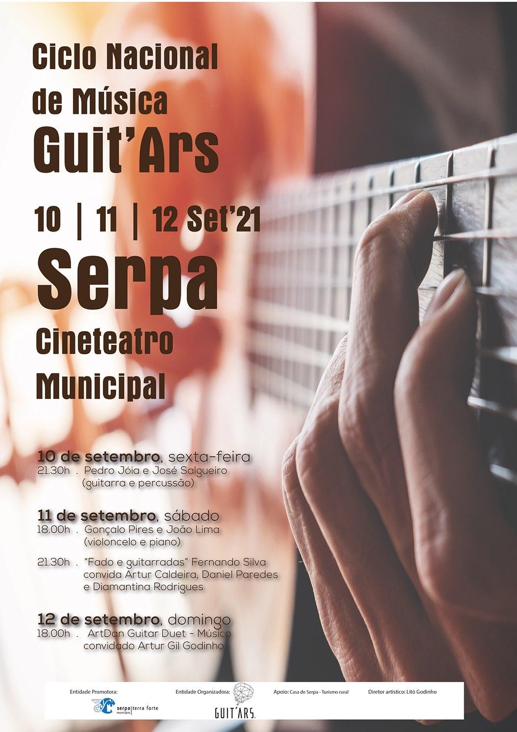 Ciclo Nacional de Música Guit'Ars