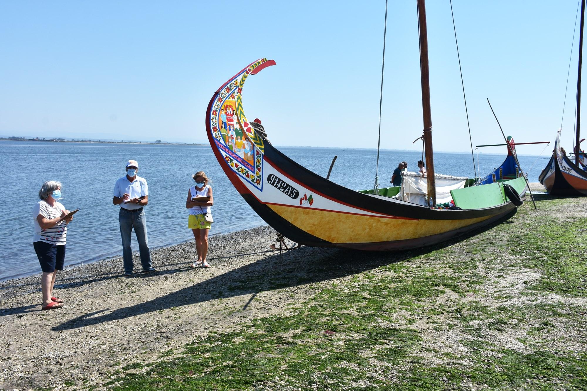 Concurso de Painéis de Barcos Moliceiros - Romaria de São Paio