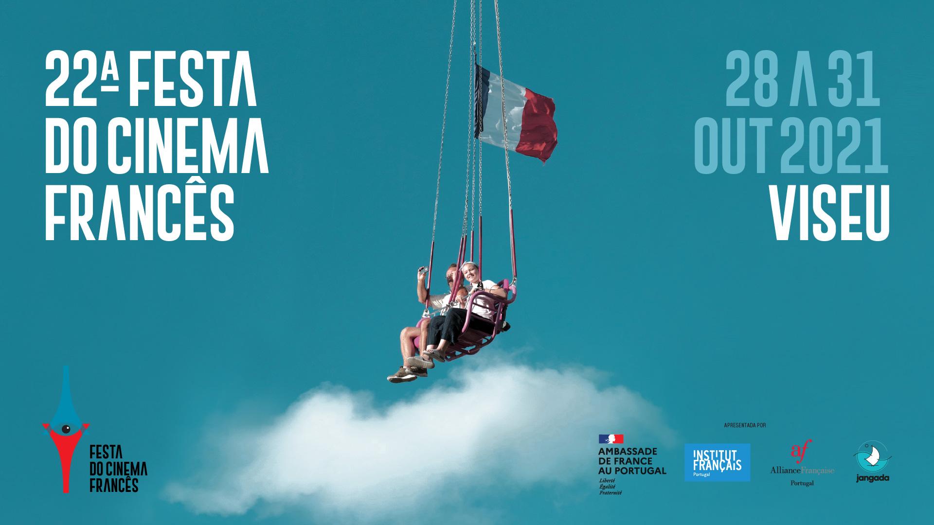 22ª Festa do Cinema Francês . Viseu