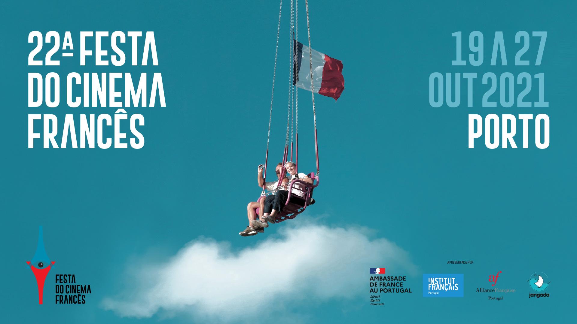 22ª Festa do Cinema Francês . Porto