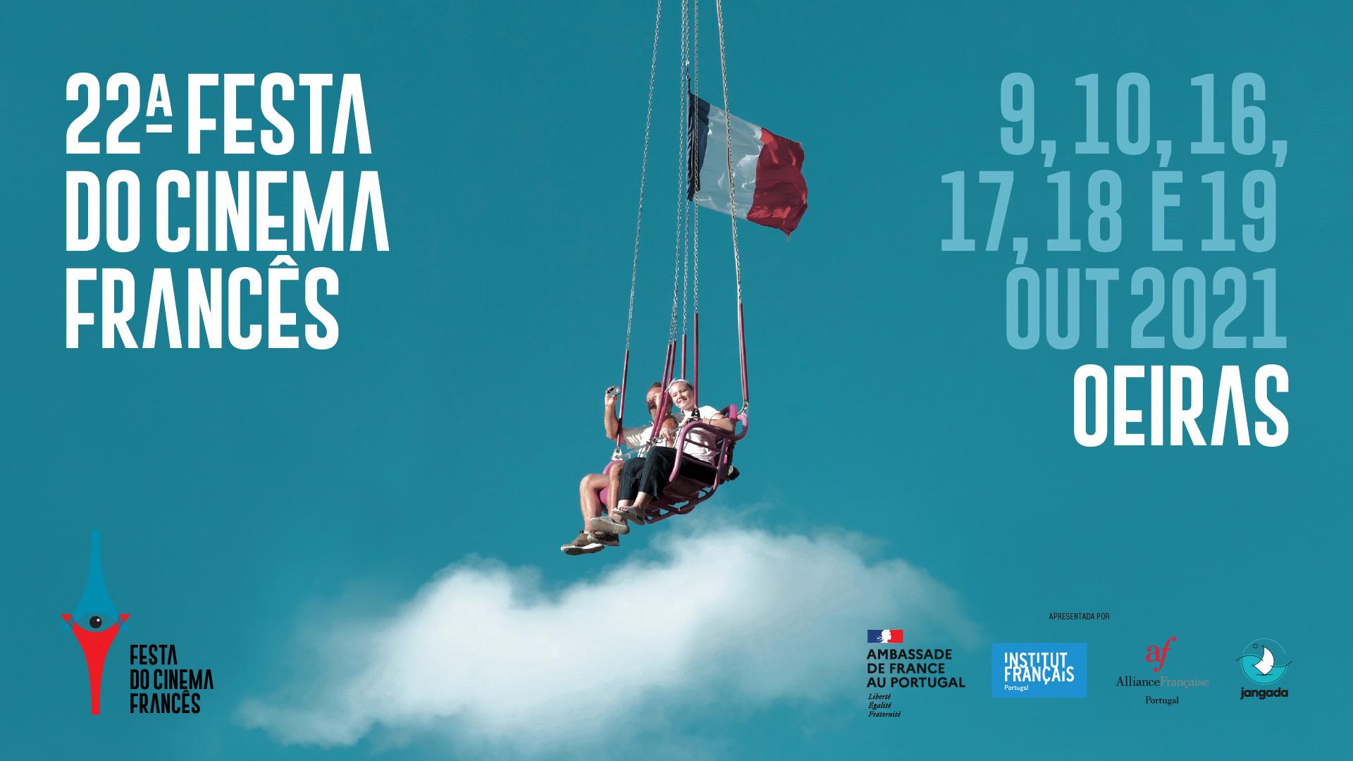 22ª Festa do Cinema Francês . Oeiras