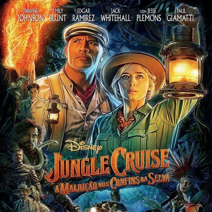 'Jungle Cruise'