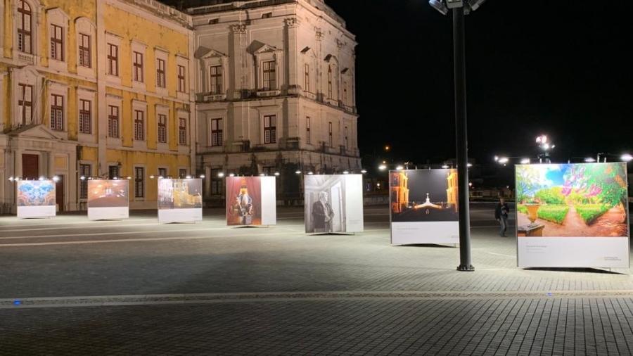 Exposição Fotográfica 'Real Edifício de Mafra'