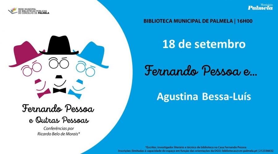 """""""FERNANDO PESSOA E OUTRAS PESSOAS"""" a 18 de setembro dedicado a ..."""
