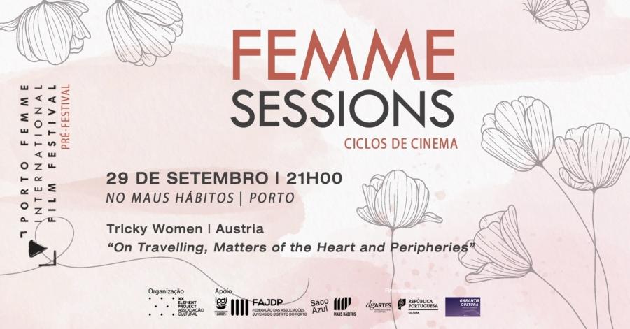 Cinema à Mesa // Femme Sessions #40