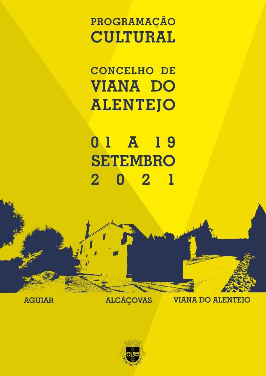 Programação Cultural – Concelho de Viana do Alentejo