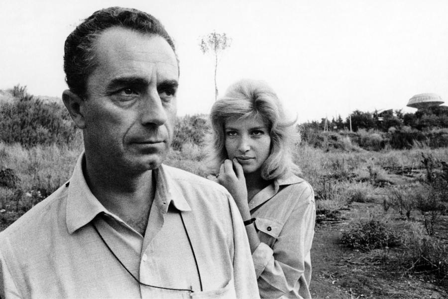 Os Grandes Mestres do Cinema Italiano