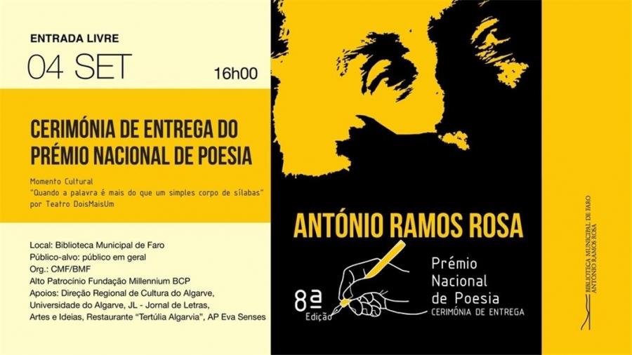 Prémio Nacional de Poesia António Ramos Rosa
