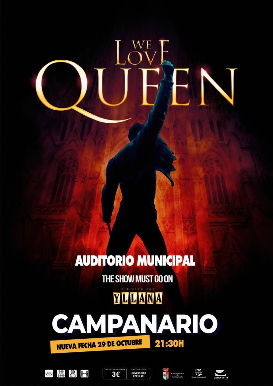 Musical: We love Queen
