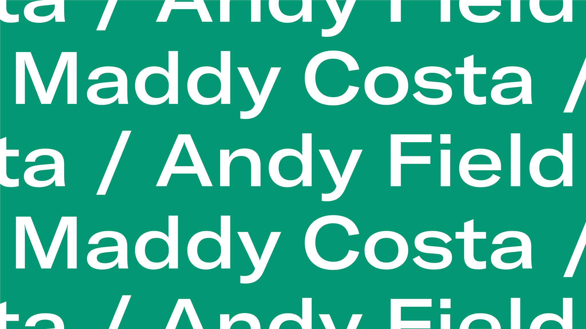 Performance in an Age of Precarity, com Maddy Costa / Andy Field